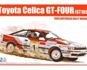BEE24001 Toyota Celica GT-Four ST165 1989 Australia rally Plastic Kit