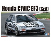 BEE24005 Honda Civic EF3 (Gr A) 1989 PIAA Plastic Kit