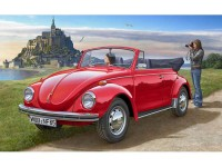 REV07078 VW Beetle Cabriolet 1970 Plastic Kit