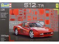 REV07084 Ferrari 512 TR Plastic Kit