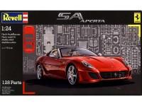 REV07090 Ferrari SA Aperta Plastic Kit
