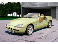 REV07361 BMW Z1 Plastic Kit