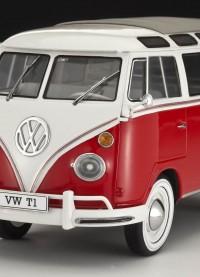 REV07399 VW T1 Samba Bus Plastic Kit