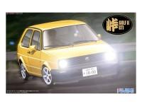 FUJ046020 Volkswagen Golf II  GTI Plastic Kit