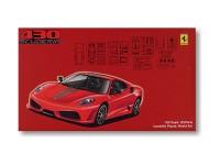FUJ123363 Ferrari F430 Scuderia Plastic Kit