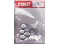 STU27FP2463 Porsche 962 wire wheels (out of pruduction) Multimedia Accessoires