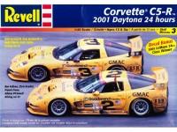 REVUS85-2376 Corvette C5-R  Daytona 24 H  2001 Plastic Kit