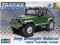 REVUS85-4053 Jeep Wrangler Rubicon Plastic Kit