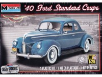 REVUS85-4371 40 Ford standard coupé Plastic Kit
