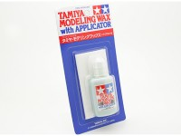 TAM87036 Tamiya modeling wax (+applicator) wax Material
