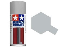 TAM87064 Tamiya surface primer light grey 180 ml Paint Material