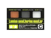 TAM87085 Tamiya wethering master  SET  C Multimedia Material