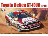 BEE24006 Toyota Celica GT-Four ST165 1990 Safari Rally Plastic Kit