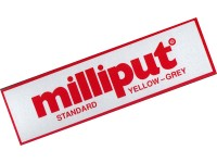 MIL01 Milliput standard  yellow/grey putty Paint Material