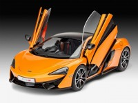 REV07051 Mclaren 570S Plastic Kit