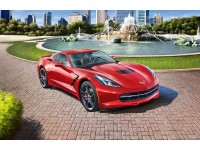 REV07060 2014 Corvette Stingray Plastic Kit