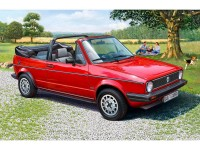 REV07071 VW Golf 1 Cabrio Plastic Kit