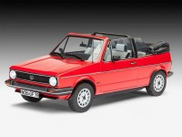 REV07071 VW Golf 1 Cabrio Plastic Kit