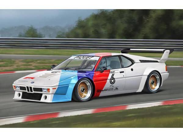 REV07247 BMW M1 Procar Plastic Kit