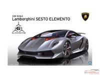 AOS01074 Lamborghini SESTO ELEMENTO overseas edition Plastic Kit
