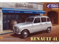 EBR25002 Renault R4L Plastic Kit