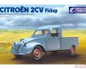EBR25004 Citroën 2CV Pick-up Plastic Kit