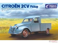EBR25004 Citroën 2CV Pick-up Plastic Kit