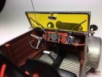 HME015 VW Beetle detail set 1 Etched metal Accessoires