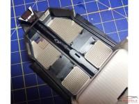 HME026 VW Beetle floor mat set Etched metal Accessoires