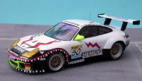 TK24-169 Porsche 911 GT RS  #50 Freisinger winner 24 H Spa 2003  transkit Multimedia Transkit