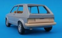 TK24-413 VW Golf GTI  MK1 transkit 1600cc  to 1800cc  for Revell Multimedia Transkit