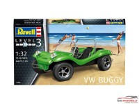 REV07682 VW Buggy Plastic Kit