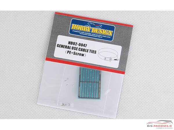 HD020047 General use cable ties Multimedia Accessoires