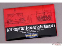 HD020159 Ferrari 312T  PE + metal parts (Monaco GP '75) for  H Multimedia Accessoires