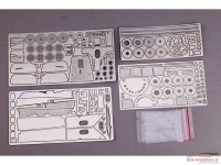 HD020159 Ferrari 312T  PE + metal parts (Monaco GP '75) for  H Multimedia Accessoires