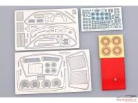 HD020255 BMW 635 CSI  PE set  (for Tamiya) Multimedia Accessoires