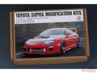 HD030492 Toyota Supra  transkit  PE+resin+metal parts Multimedia Transkit