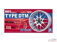 AOS05242 BBS DTM - 18 inch Plastic Accessoires
