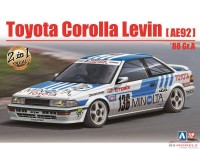 BEE24010 Toyota Corolla Levin AE92  1988  Group A Plastic Kit