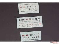 HD0147 Nissan GTR R33 Metal Logo Multimedia Accessoires