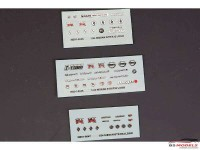 HD0148 Nissan GTR R34 Metal Logo Multimedia Accessoires