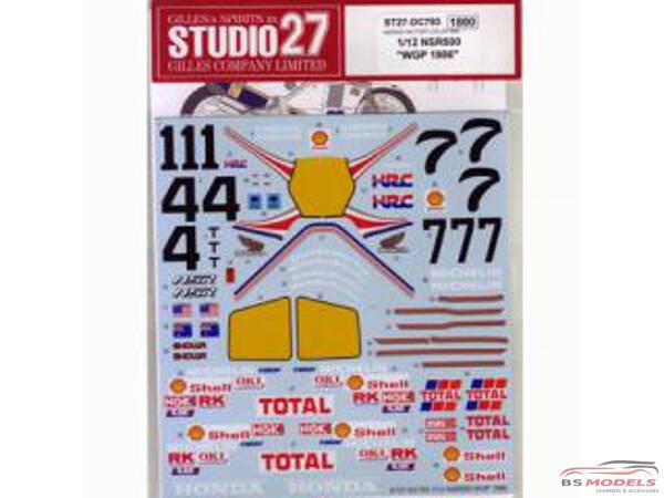STU27DC793 NSR500  #1