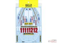 TABU12057 Ferrari 312T4  Full sponsor Waterslide decal Decal