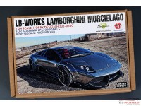 HD030500 LB-Works Lamborghini Murcielago FOR Aos LP670 models Multimedia Transkit