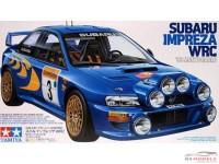 TAM24199 Subaru Impreza WRC Monte-carlo 1998 Plastic Kit