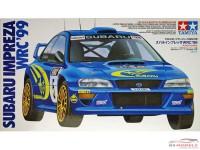 TAM24218 Subaru Impreza WRC 1999 Plastic Kit