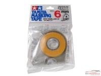 TAM87030 Tamiya masking tape  6 mm Multimedia Material