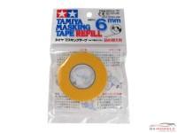 TAM87033 Tamiya masking tape  REFILL  6 mm Multimedia Material