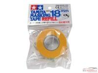TAM87035 Tamiya masking tape  REFILL  18 mm Multimedia Material