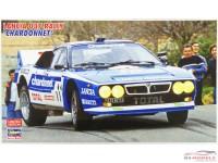 "HAS20264 Lancia 037 Rally ""Chardonnet""  Limited Edition Plastic Kit"